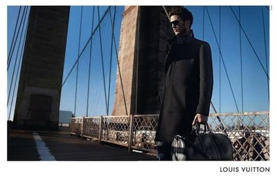 Casey Taylor - Ph: Cedric Buchet for Louis Vuitton Men F/W 11