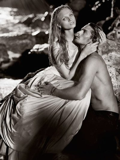 Ryan Heavyside - Photo: Bruce Weber for Ralph Lauren Fragrance 2014