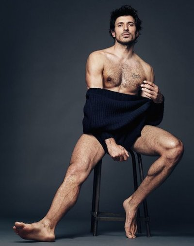Andres Velencoso Segura - Ph: Nico for El Pais Magazine Sept 2013