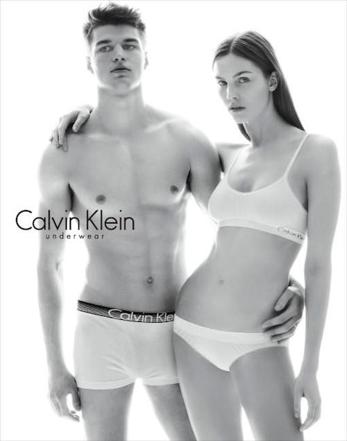 Arran Sly - Ph: Daniel Jackson for Calvin Klein Underwear P.O.S. S/S 13