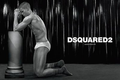 Travis Hanson - Ph: Steven Klein for Dsquared2 Underwear 2014