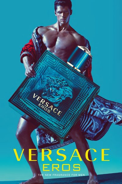 Brian Shimansky - Ph: Mert and Marcus for Versace Eros Fragrance 2014
