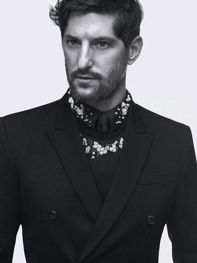 Tony Ward - Ph: Mert Alas and Marcus Piggot for Givenchy S/S 15