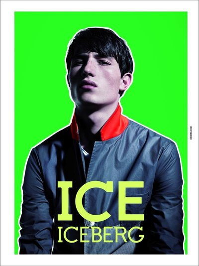 Jester White - ph: Willy Vanderperre for Ice Iceberg S/S 13