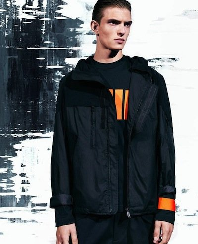 Guerrino Santulliana - Ph: for Y-3 Lookbook S/S 13