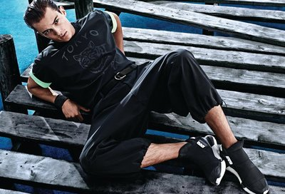Abel Van Oeveren - Ph: Kacper Kaspryzyk for Y-3 S/S 15