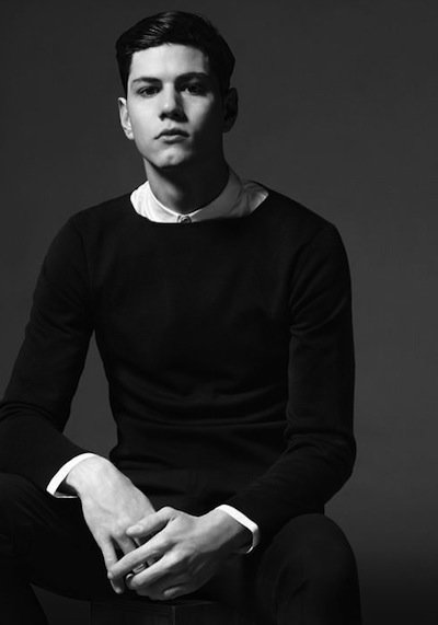 Simone Nobili - Ph: Paolo Zerbini for Panorama Icon Magazine