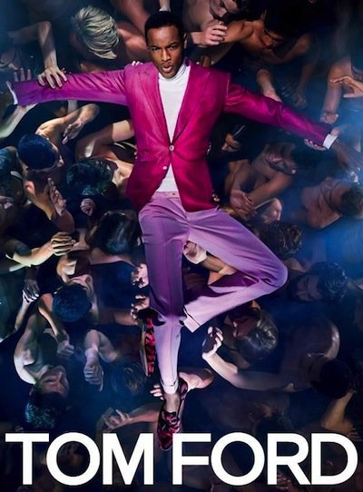 Conrad Bromfield - Ph: Tom Ford for Tom Ford S/S 14