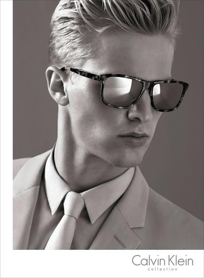 Clark Bockelman - Ph: Mert Alas and Marcus Piggot for Calvin Klein Collection S/S 14