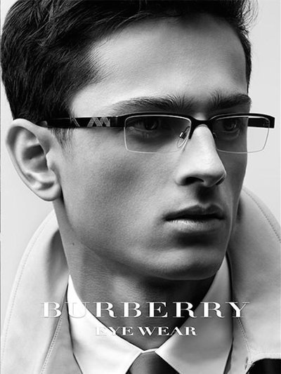 Tarun Nijjer - Ph: Cuneyt Akeroglu for Burberry Eyewear 2015