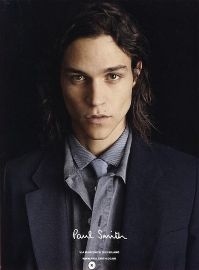 Miles McMillan - Ph: for Paul Smith S/S 12