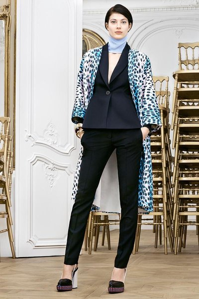 Larissa Hofmann - Ph. Dior Pre-Fall 2014