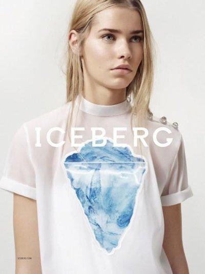 Kirstin Liljegren - Ph. Benny Horne for Iceberg