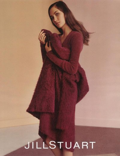 Emma Waldo - Ph. Jamie Hawkesworth for Jill Stuart