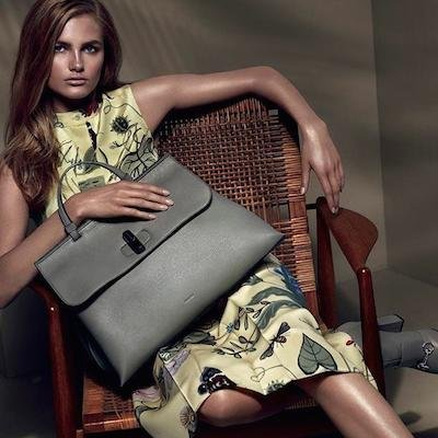 Aneta Pajak - Ph: Mert Alas and Marcus Piggot for Gucci Cruise 2015