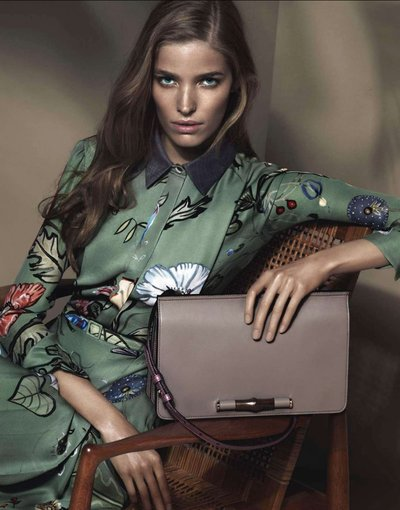 Alisa Ahmann - Ph. Mert & Marcus for Gucci Cruise 2015