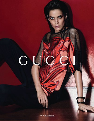 Amanda Wellsh - Ph. Mert & Marcus for Gucci