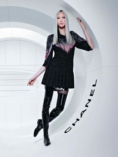 Soo Joo Park - PH: Karl Lagerfeld for Chanel