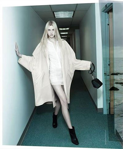 Wylie Hays - Ph: Willy Vanderperre for Theysken's Theory SS13