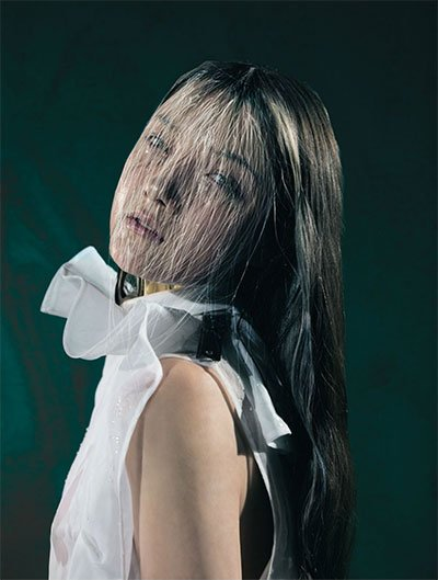 Yumi Lambert - Ph: Pierre Debusschere for Dazed and Confused