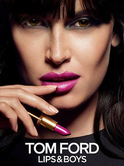 Sabrina Ioffreda - Ph. Tom Munro for Tom Ford