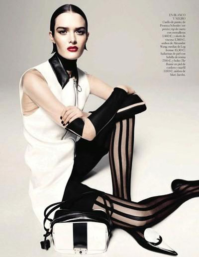 Sam Rollinson - Ph: Jason Kibbler for Vogue Spain