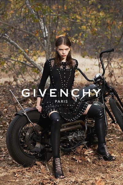 Stella Lucia - Ph. Mert & Marcus for Givenchy S/S 15