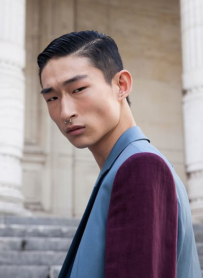 Sang Woo Kim - Ph: Dirk Alexander for models.com