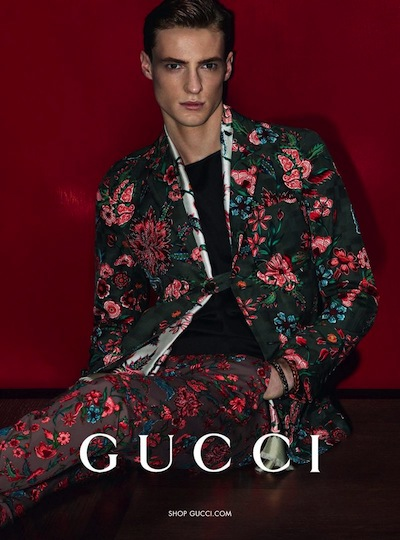 Tommaso de Benedictis - Ph: Mert Alas and Marcus Piggot for Gucci S/S 14