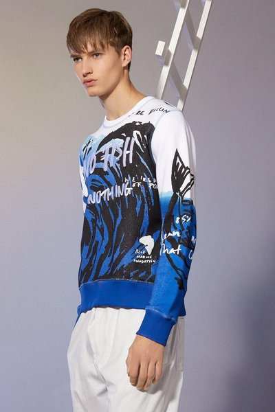 Frederik Ruegger - Ph: for Kenzo S/S 14 Lookbook