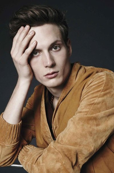 Felix Gesnouin - Ph: Roger Dekker for Details Magazine