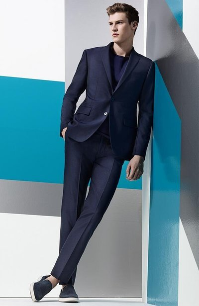 Joel Meacock - Ph: for Calvin Klein Spring 2014 Lookbook