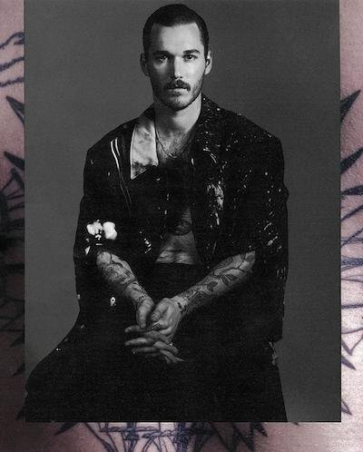 David Alexander Flinn - Ph: Craig McDean for Interview Magazine