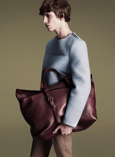 Xavier Buestel - Ph: Mert and Marcus for Gucci F/W 14