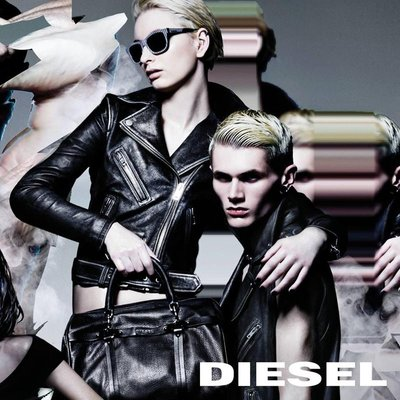 Sean Semmens - Ph: Nick Knight for Diesel Pre Fall 2014
