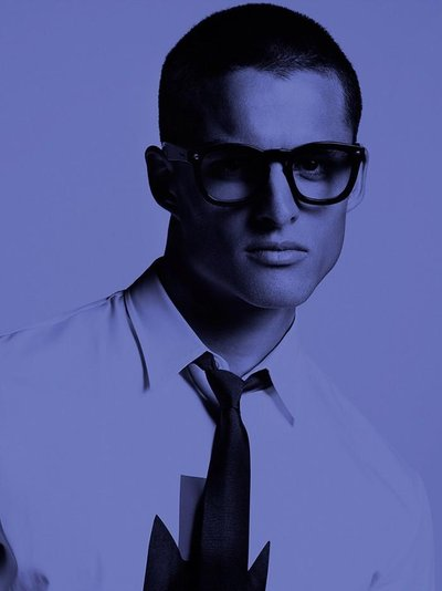 Silvester Ruck - Ph: Mert Alas and Marcus Piggot for Dsquared2 S/S 15