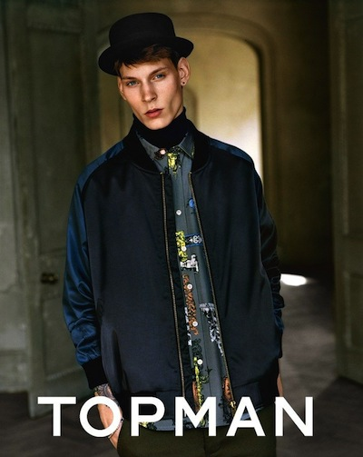 Alexander Faye - Ph: Alasdair McClellan for Topman Winter 2013