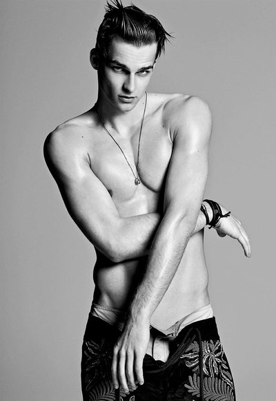 Thorben Gartner - Ph: Greg Vaughan for Made in Brazil S/S 14