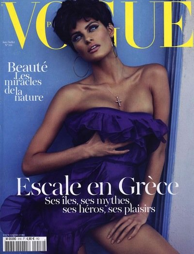 Isabeli Fontana - Ph: Mert n Marcus for Vogue Paris