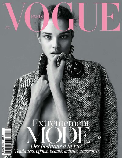 Natalia Vodianova - Photo: Mert n Marcus for Vogue Paris March 2012