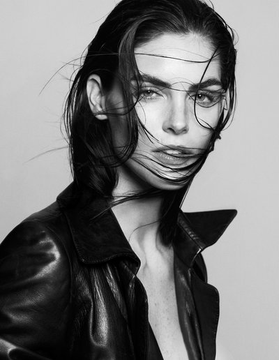 Hilary Rhoda - Ph. Santiago and Mauricio for Models.com