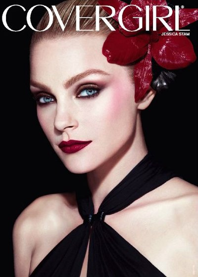 Jessica Stam - Ph: Cover Girl
