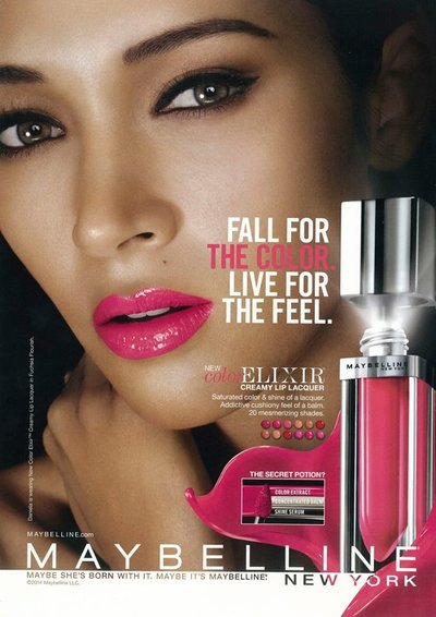 Daniela De Jesus - Ph: Maybelline New York