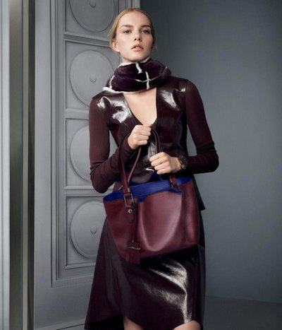 Marique Schimmel - Ph: Glen Luchford for Tod's F/W 14