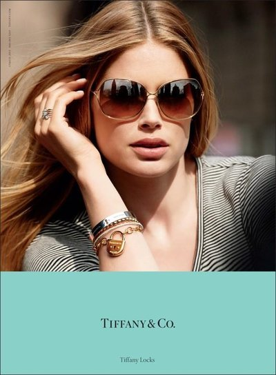 Doutzen Kroes - Ph: Peter Lindbergh for Tiffany & Co.
