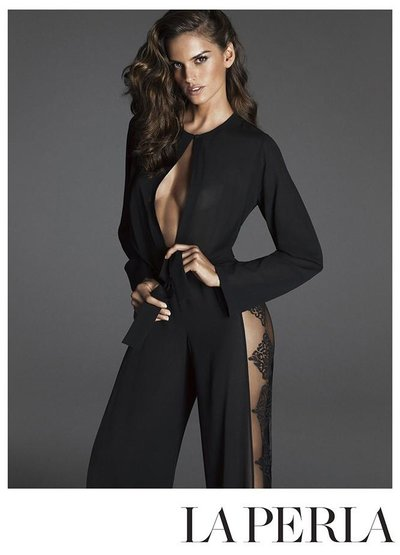 Izabel Goulart - Ph. Mert & Marcus for La Perla