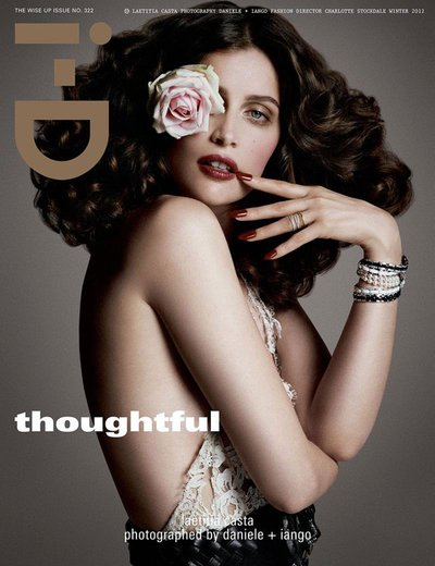 Laetitia Casta - Ph: Daniele and Iango for i-D