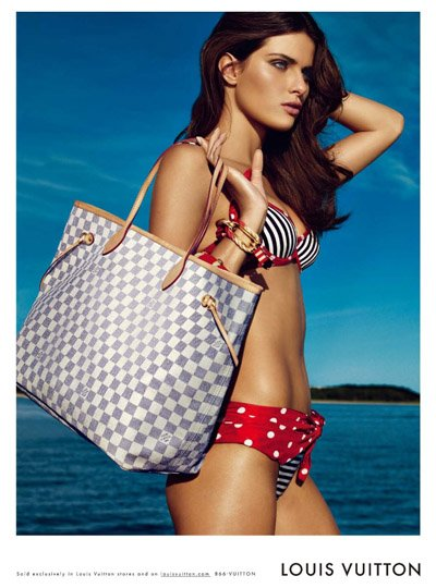 Isabeli Fontana - Photo: Mert & Marcus for Louis Vuitton
