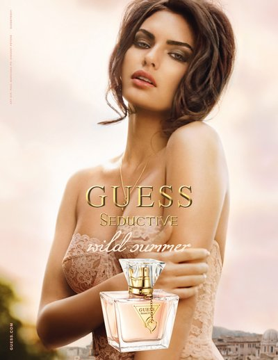 Alyssa Miller - Photo: Vincent Peters for Guess