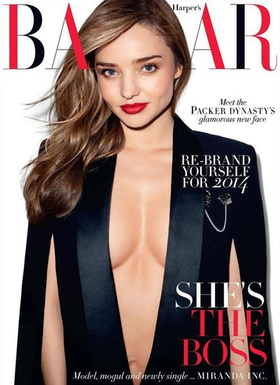 Miranda Kerr - Ph. Terry Richardson for Harper's Bazaar
